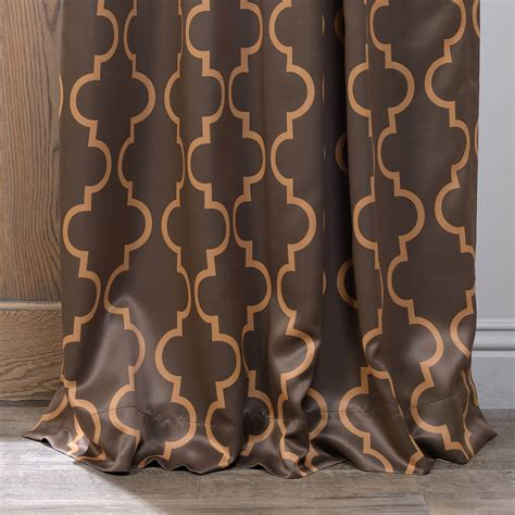 Gold Blackout Curtains Seville Taupe Gold Blackout Curtains Drapes