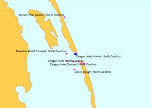 oregon inlet marina carolina tide chart