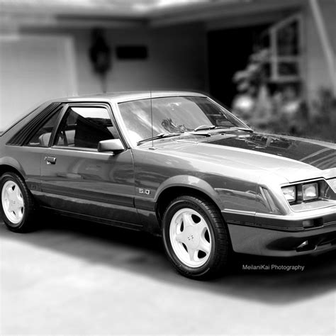 Driving 81 Brown Dr Mocc my silver pepper grey black 1986 ford mustang gt 5 0