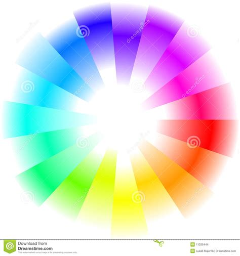 How To Design A Bookshelf by Abstract Rainbow Circle Background Stock Images Image
