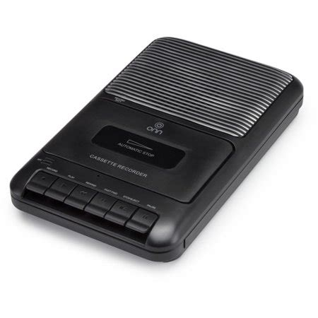 cassette recorders cassette recorder walmart