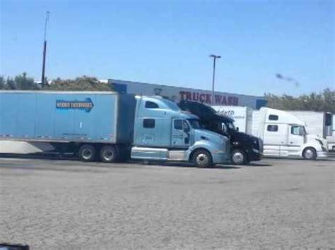 ta truck ta truck stop at barstow california