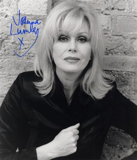 jo lumley hair forever gorgeous joanna lumley met her on the 29th of