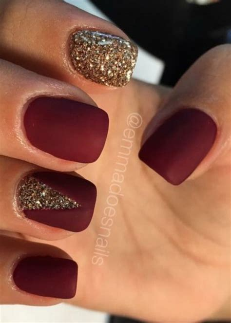 fall nail colors and designs 101 trending nail ideas style estate