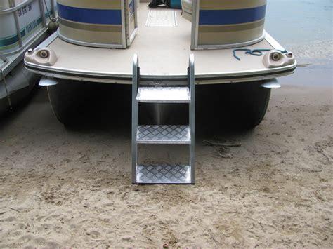 under deck mount pontoon ladder ladder for pontoon boat best ladder 2018