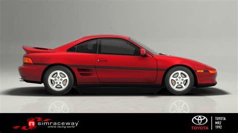 free car manuals to download 1992 toyota mr2 windshield wipe control simraceway toyota mr2 turbo