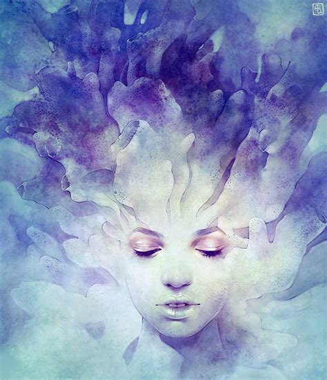 beautiful digital artwork  anna dittmann crispme