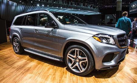 2017 Mercedes Benz GLS class Photos and Info ? News ? Car