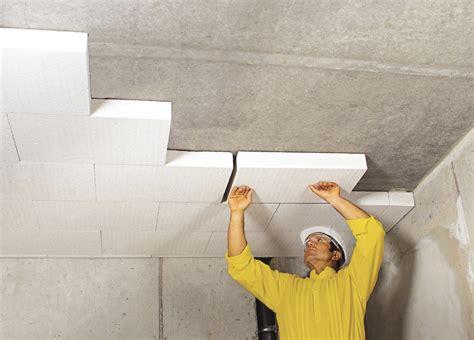 isolare una parete interna isolare una parete controterra come fare