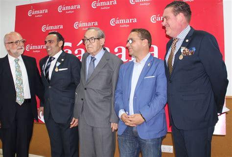 camara de comercio de andujar los impulsores de and 250 jar flamenca reciben las medalla de