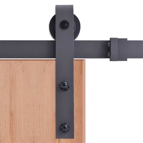 Johnson Barn Door Hardware Johnson Hardware 111sd Series 48 In Track And Hardware Set For 2 Door Bypass Doors 111482dr