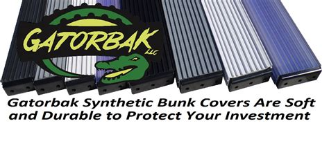 boat lift bunk covers gatorbak boat trailer and watercraft lift synthetic bunk
