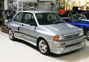 Ford Shogun Leno And His Ford Festiva Quot Shogun Quot Stangtv