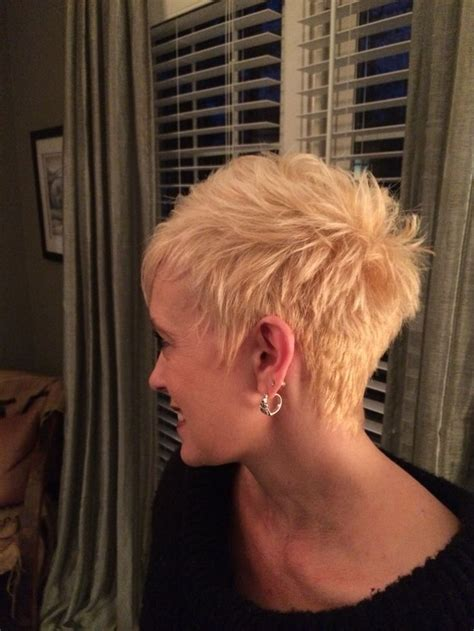 16 Rocking The Pixie Cut by Best 25 Platinum Pixie Ideas On Platinum