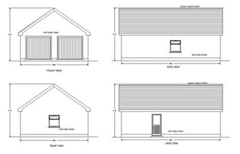 drawing of a house with garage residential garage plans 171 unique house plans