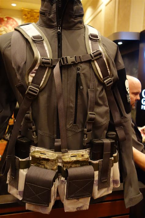 tactical shooting jacket beyond clothing grey ghost gear rig light combat tactical