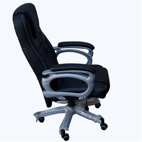 reclining executive desk chair bn reclining adjustable office executive computer desk