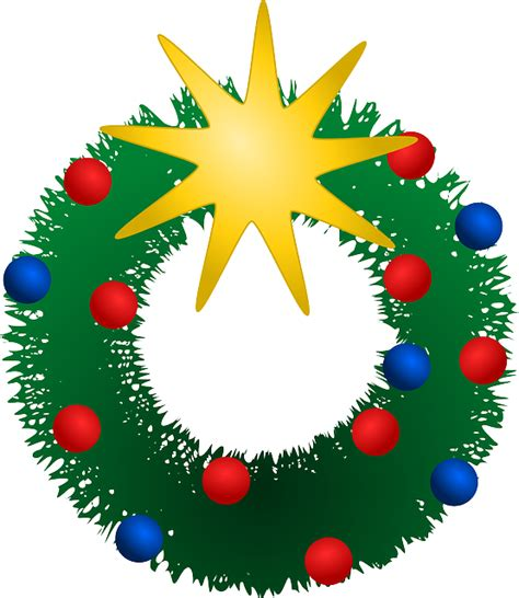 Free vector graphic: Wreath, Celebration, Christmas   Free Image on Pixabay   152430