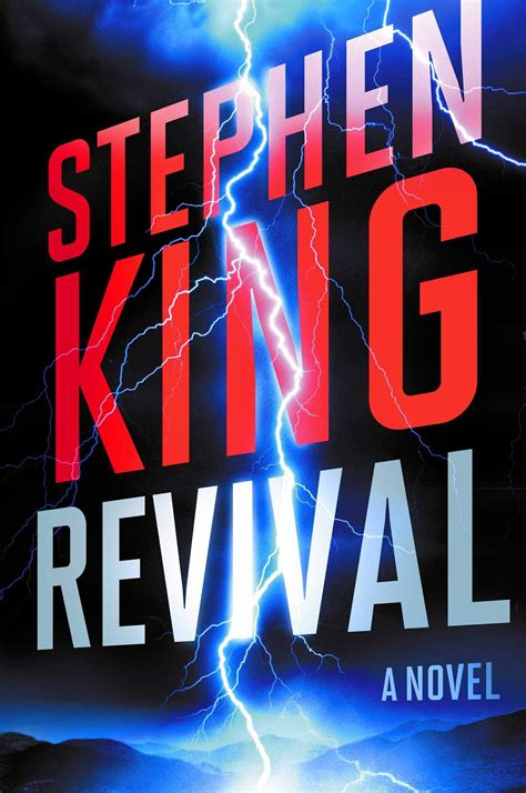 summary it by stephen king books revival by stephen king book review