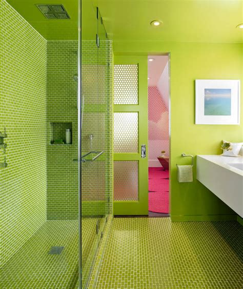 lime green walls 35 lime green bathroom wall tiles ideas and pictures