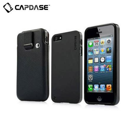 Capdase Bumper For Iphone 5s capdase xpose luxe pack for iphone 5s 5 black reviews