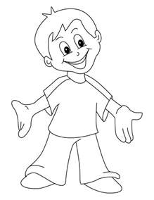 happy coloring pages az coloring pages