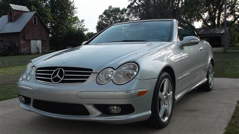 mercedes benz clk convertible  chicago