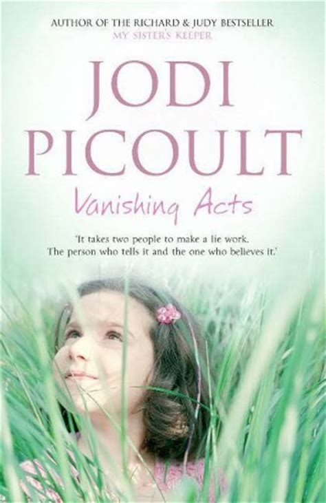 vanishing acts lindyloumac s book reviews vanishing acts by jodi picoult