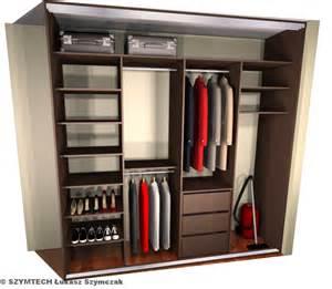 Modern Classic Furniture projects wardrobes projekty szafy ukasz szymczak