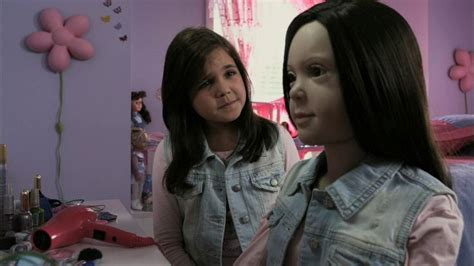 haunted doll lilly the haunting hour the doll d on netflix