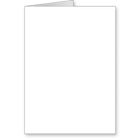 blank template for birthday card best photos of blank greeting card templates free free