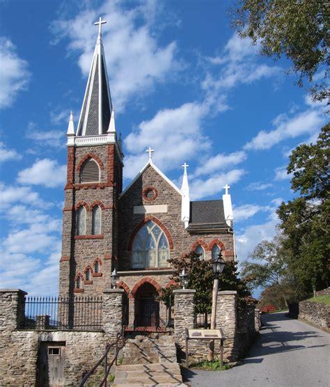 churches in west virginia