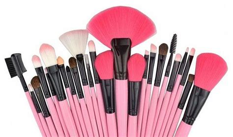 Kuas Makeup Wardah macam macam kuas make up beserta fungsinya