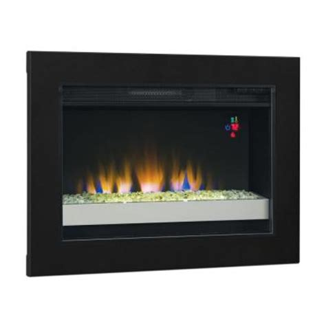 contemporary electric fireplace inserts 30 75 in contemporary electric fireplace insert 75867 bb
