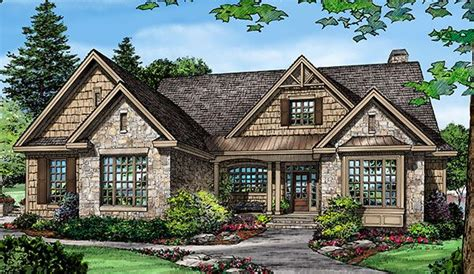 donald gardner house plans one story plan of the week the bosworth 1328 island kitchen walk in closets spacious