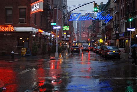 in nyc nyc nyc one rainy in manhattan s italy