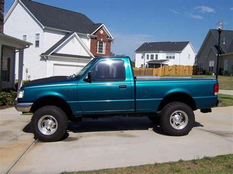 96 ford ranger grnrange 1996 ford ranger regular cab specs photos