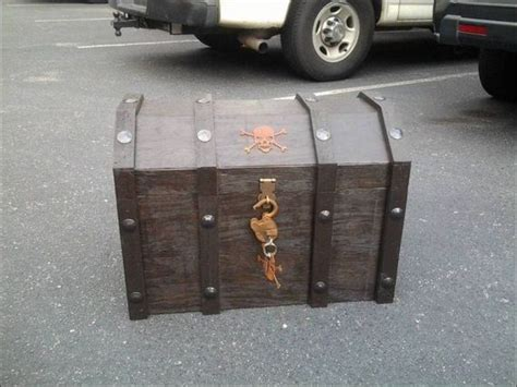 diy pirate chest diy treasure chest plans diy free plans for farmhouse dining table woodwork knife