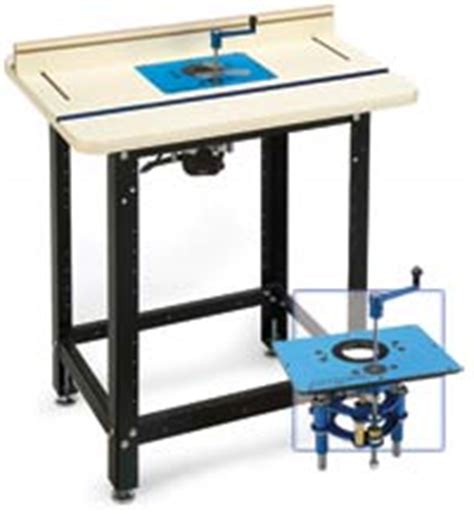 Rockler Router Table by Router Tables Overview