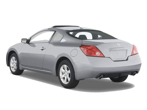 2008 nissan altima coupe 2008 nissan altima reviews and rating motor trend