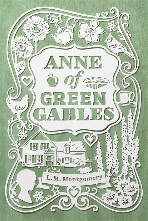 green gables picture book of green gables book by l m montgomery official