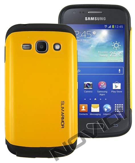 Slim Armor Spigen Samsung I9082 Galaxy Duos slim armor para samsung galaxy s2 duos tv s7273 cor amarela
