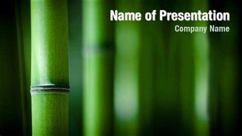zen design powerpoint green bamboo powerpoint templates green bamboo