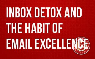 Inbox Detox by Inbox Detox And The Habit Of Email Excellence