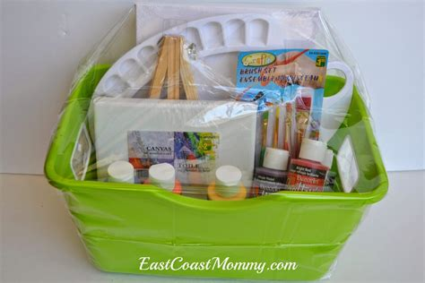 paint gift ideas east coast 5 diy gift basket ideas for
