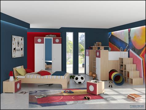 Bedroom Design For Kid Room Inspiration