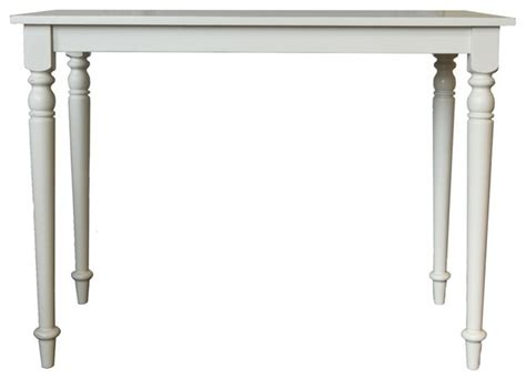 spindle leg dining table pub table w spindle legs contemporary dining tables