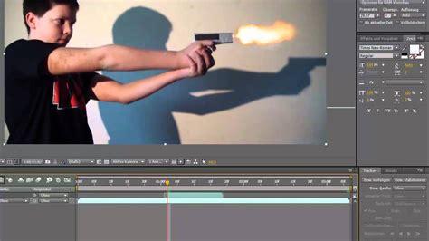 tutorial flash effect adobe after effects tutorial muzzle flash schneller
