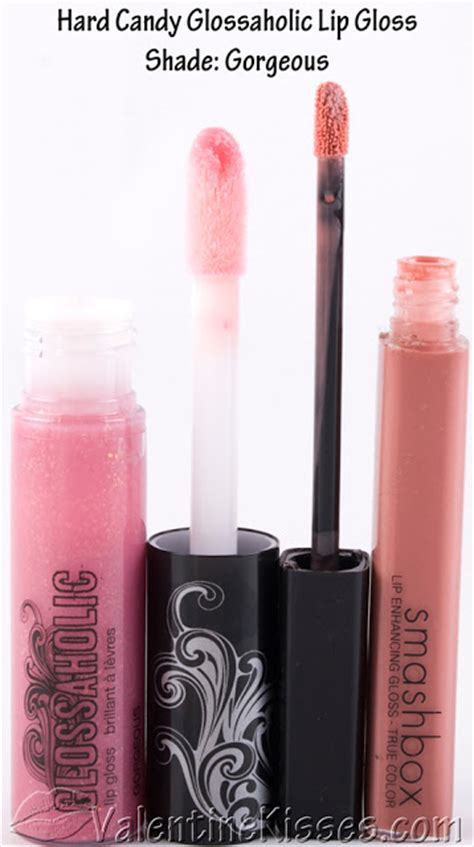 8 Gorgeous Glosses by Kisses Glossaholic Lip Gloss In