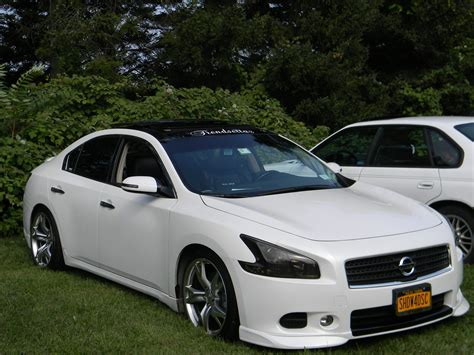 custom 2009 nissan 2009 nissan maxima aftermarket accessories